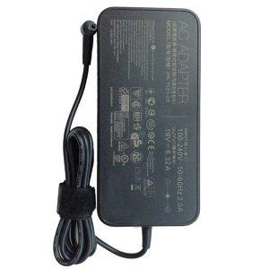 شارژر لپ تاپ ایسوس ۱۹ ولت 6.32 آمپر اسلیم