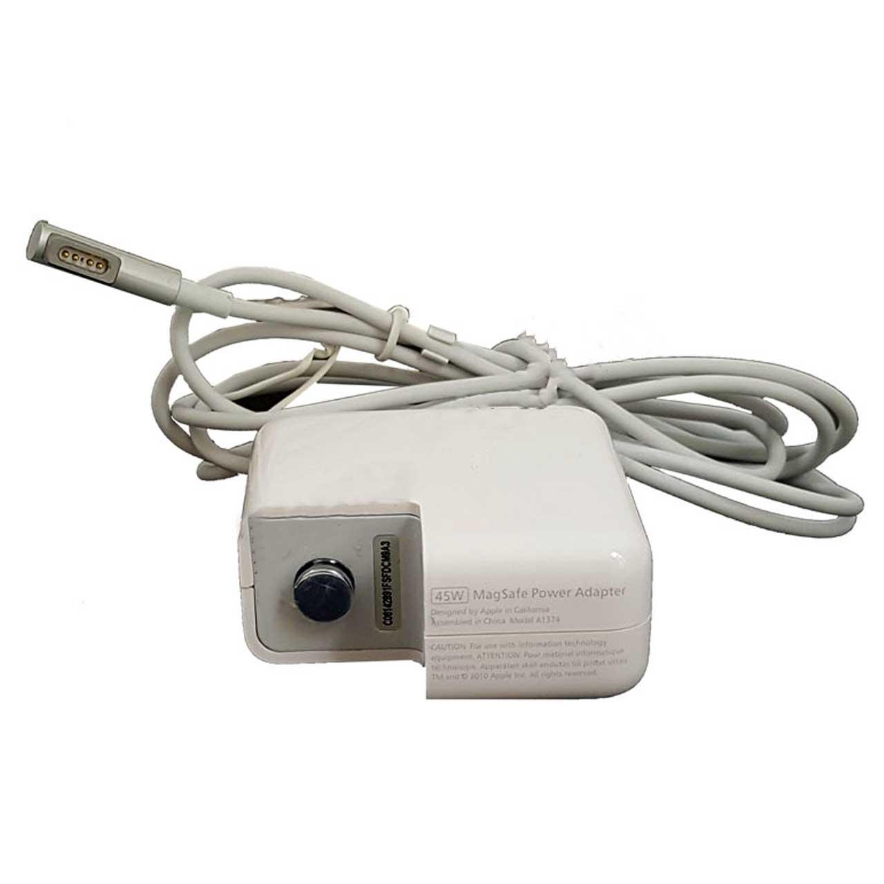 شارژر لپ تاپ اپل Adapter Laptop Apple 45W Magsafe1