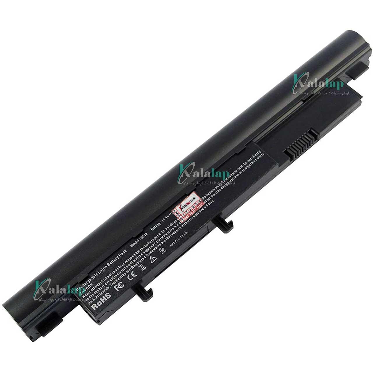 باتری لپتاپ ایسر Aspire 3810 4810 5810 AS09D78