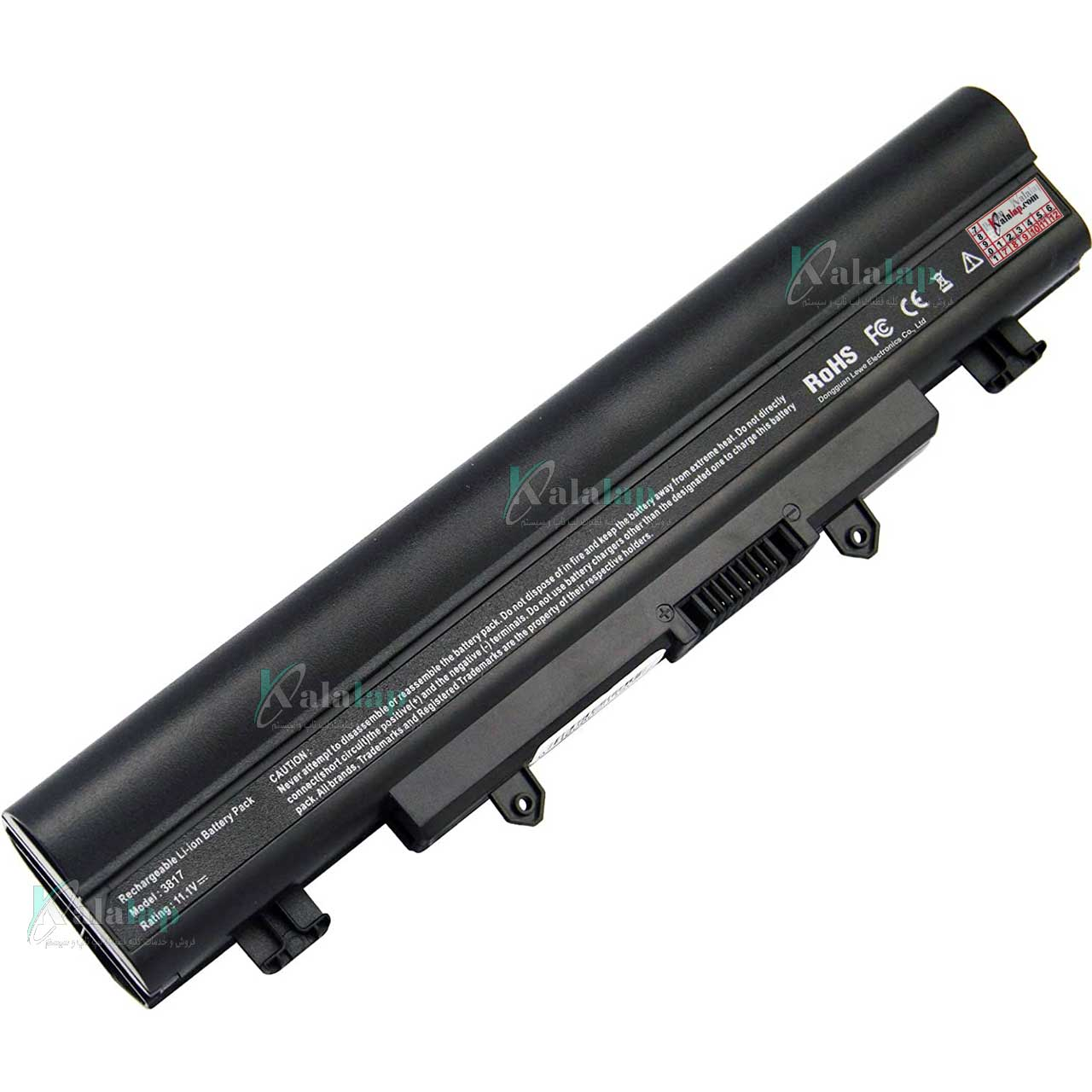 باتری لپ تاپ ایسر Aspire E5-531 V5-572 V3-572
