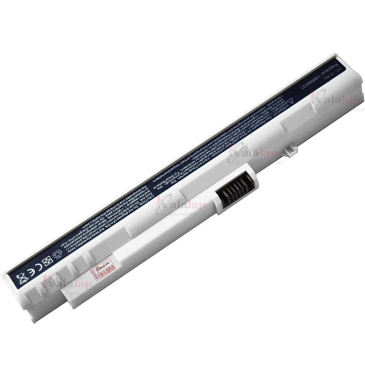 باتری لپ تاپ ایسر One ZG5 سفید