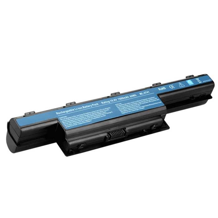 باتری 9 سلولی لپ تاپ ایسر 4741 4750 4752 4771 5551