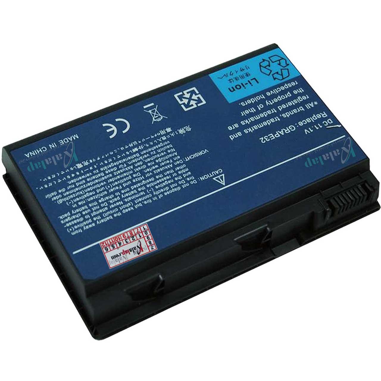 باتری لپ تاپ ایسر TravelMate 5520 5320 5720 6592