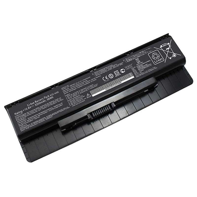 باتری لپ تاپ ایسوس N56 N46 N76 A32-N56