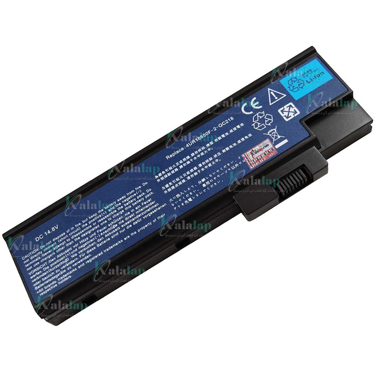 باتری لپ تاپ ایسر Aspire 7000 SQU-525 9300