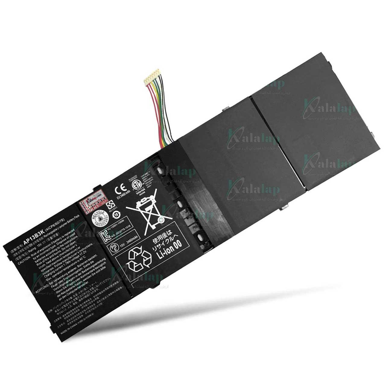 باتری لپ تاپ ایسر Aspire V5 V5-572P V5-572G