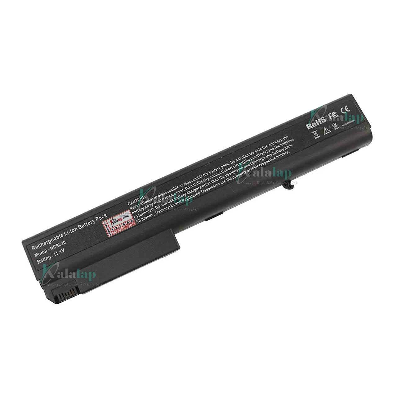 باتری لپ تاپ اچ پی Battery Laptop HP NX7400