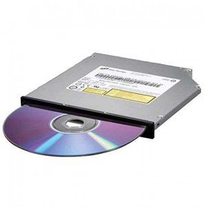 دی وی دی رایتر لپ تاپ مکشی DVD RW Laptop Sata Slim Slot In