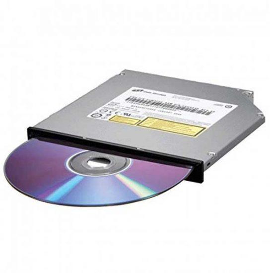دی وی دی رایتر لپ تاپ مکشی DVD RW Laptop Sata Super Slim Slot In
