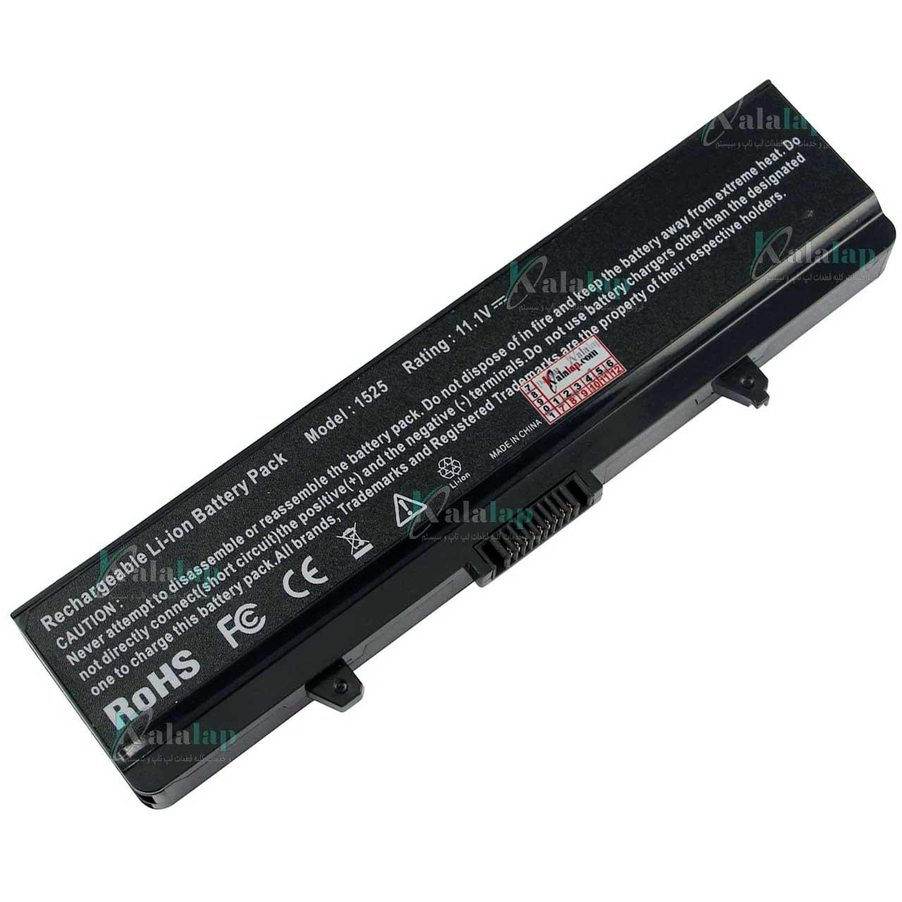 باتری لپ تاپ دل Battery Laptop Dell 1545