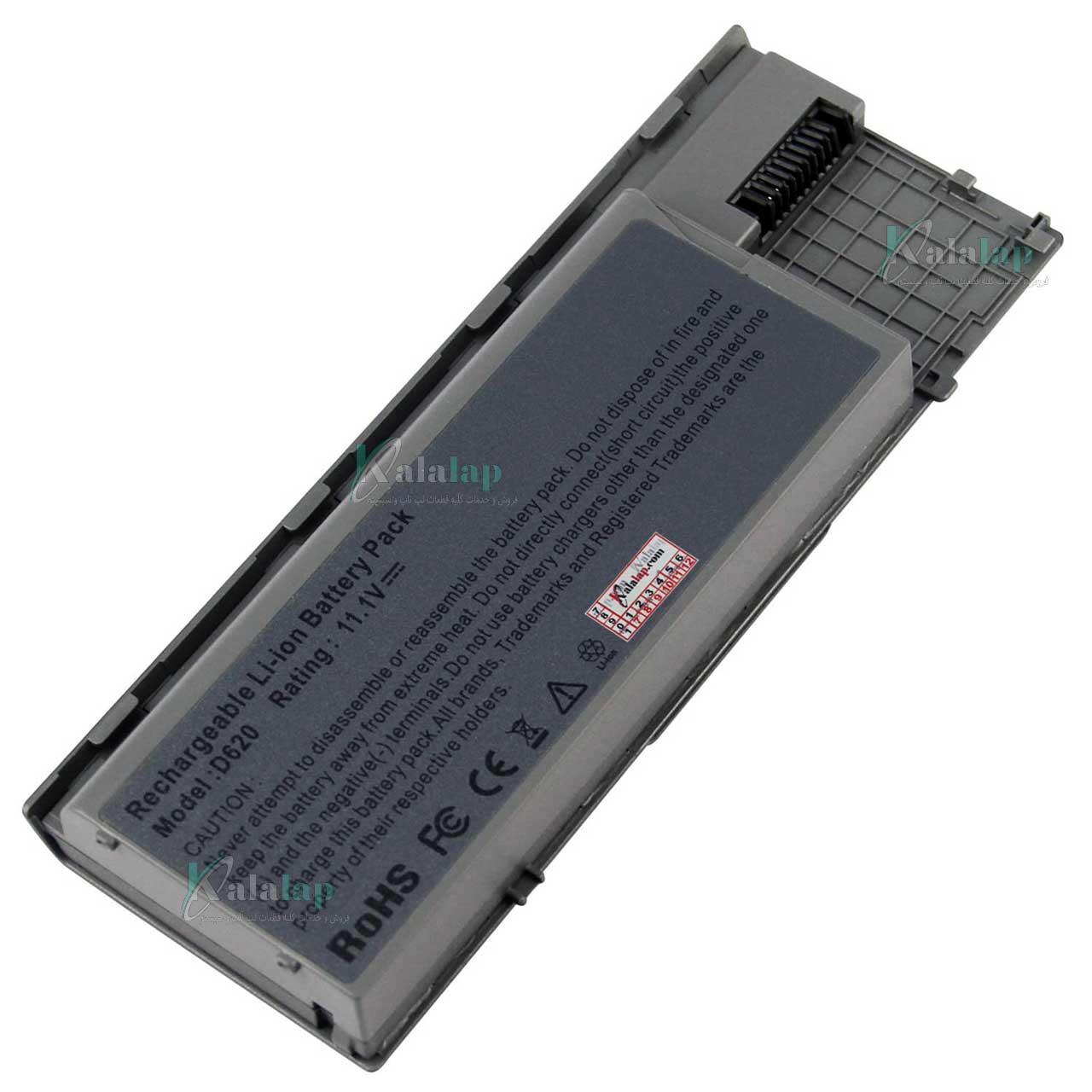 باتری لپ تاپ دل Battery Laptop Dell D620