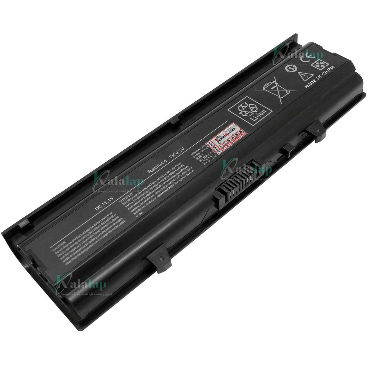 باتری لپ تاپ دل Battery Laptop Dell N4030