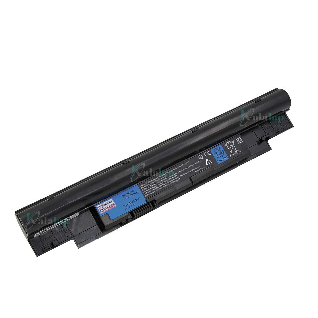 باتری لپ تاپ دل Dell Inspiron 14Z N411z 268X5