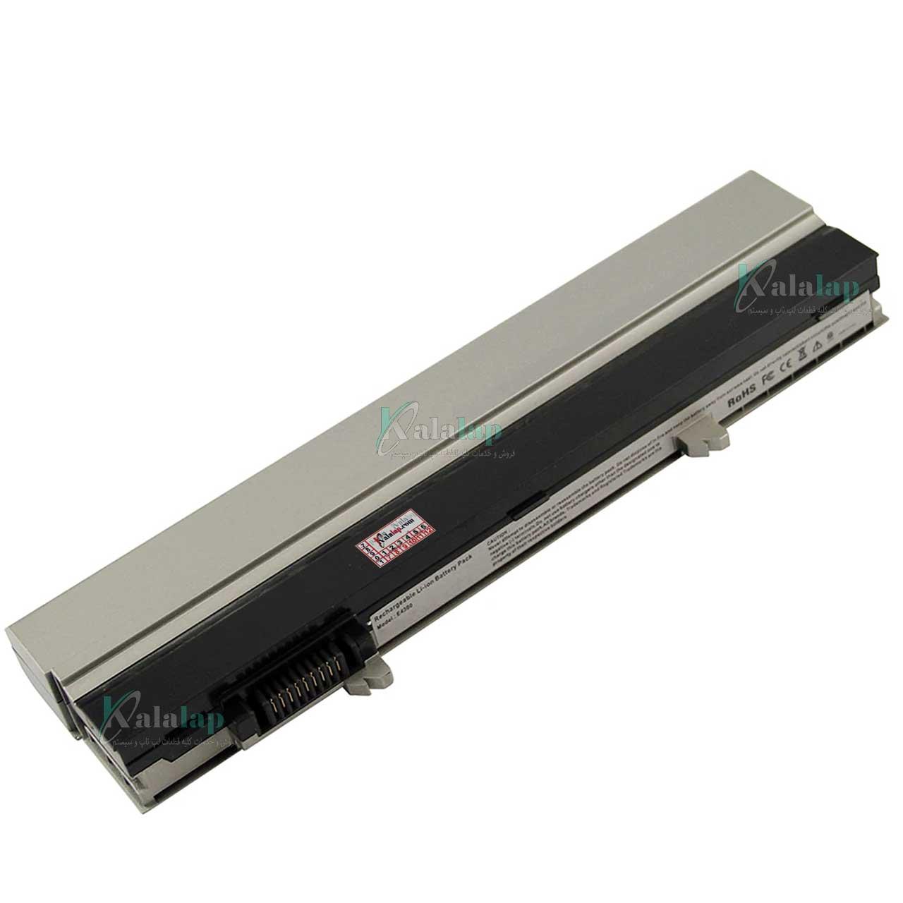 باتری لپ تاپ دل Battery Laptop Dell Latitude E4300