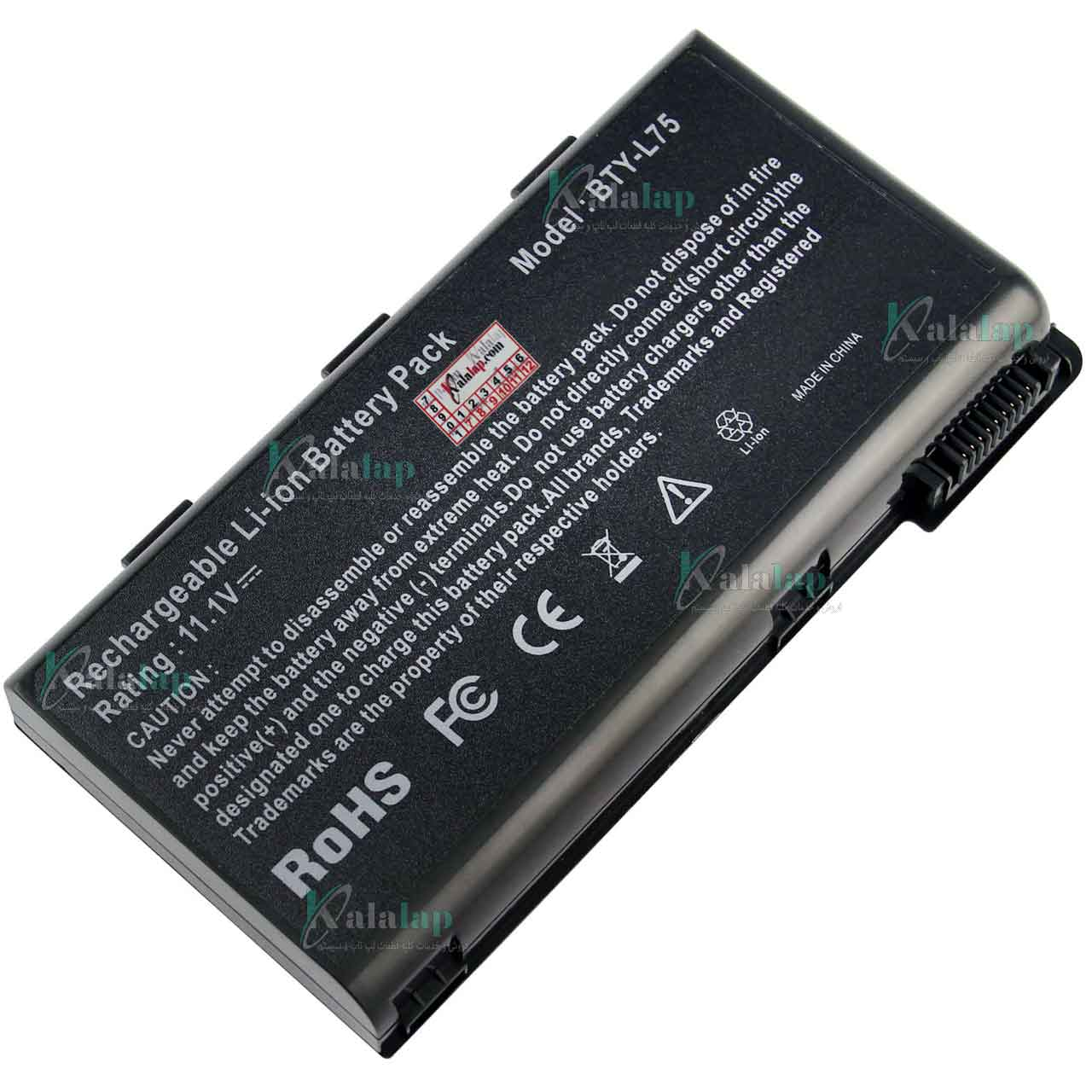 باتری لپ تاپ ام اس آی Battery Laptop MSI CR620