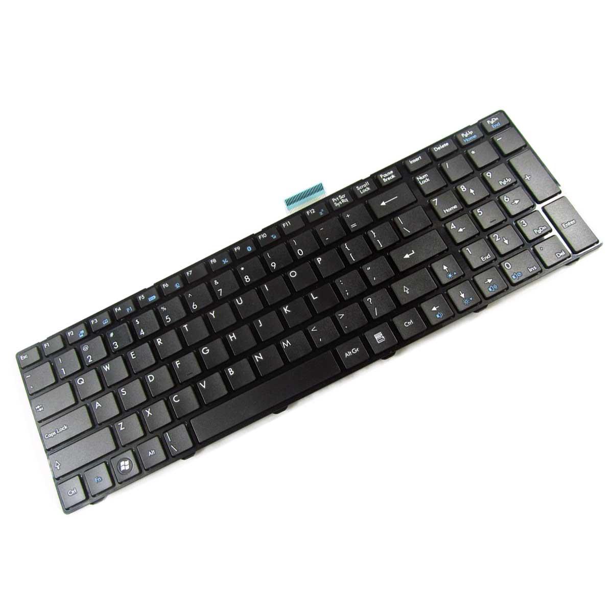 کیبورد لپ تاپ ام اس آی Keyboard Laptop Msi CX620