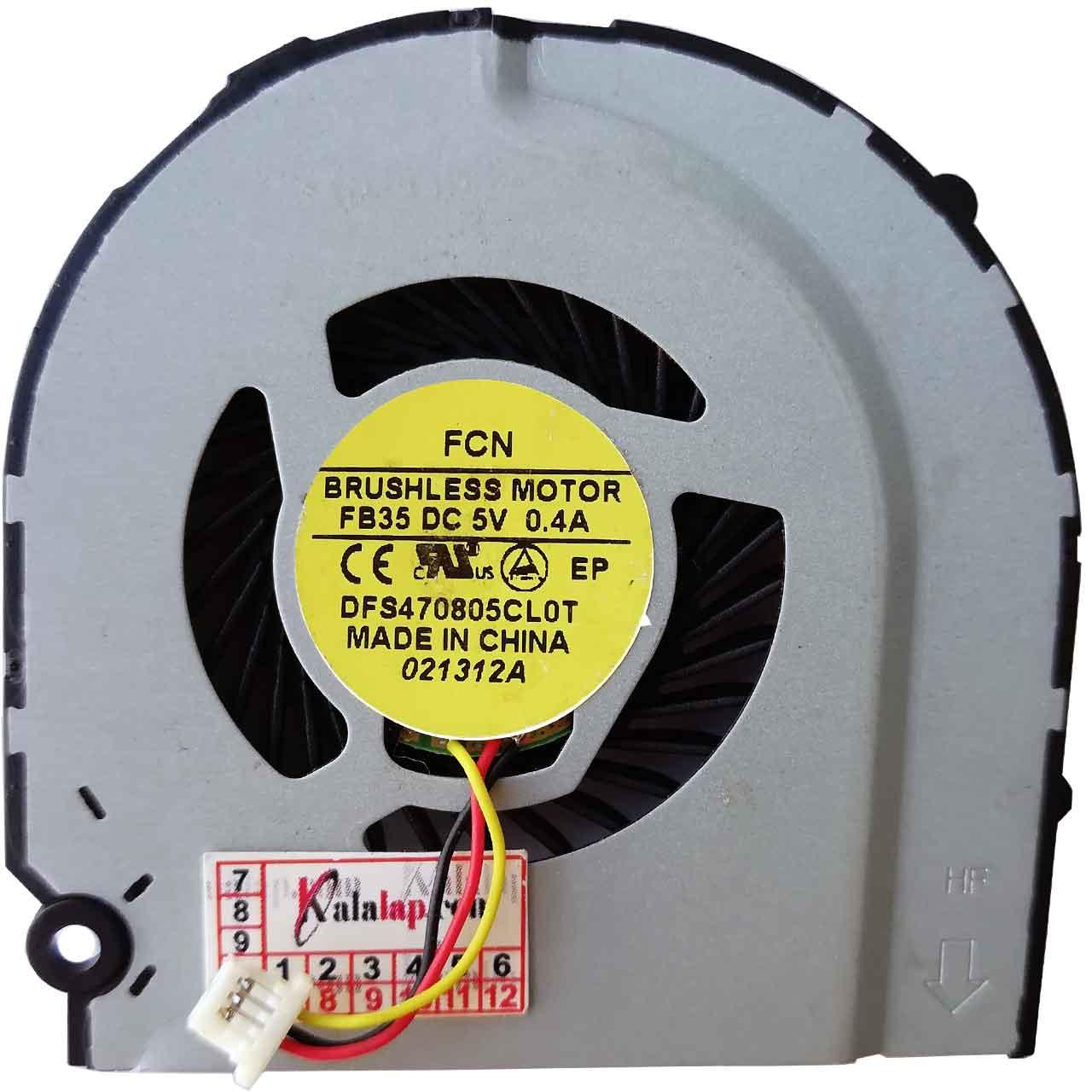فن لپ تاپ اچ پی FAN HP DM4-3000