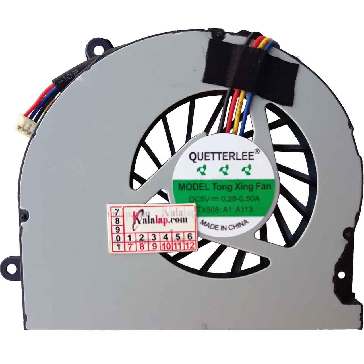 فن لپ تاپ اچ پی FAN HP DV4-5000
