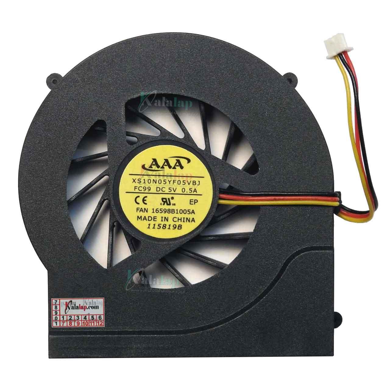 فن لپ تاپ اچ پی FAN HP DV6-3000
