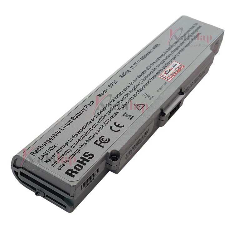 باتری لپتاپ سونی Battery Laptop Sony VGP-BPS2