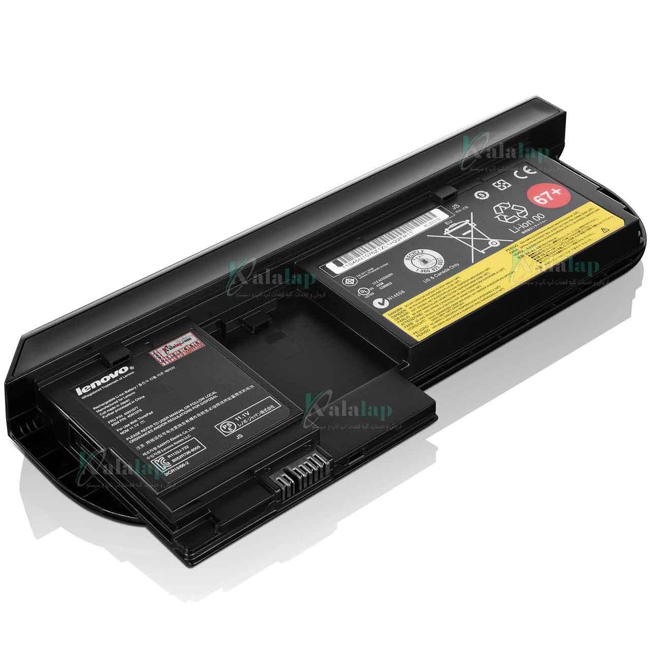باتری لپ تاپ لنوو Battery Laptop Lenovo X220T-6Cell