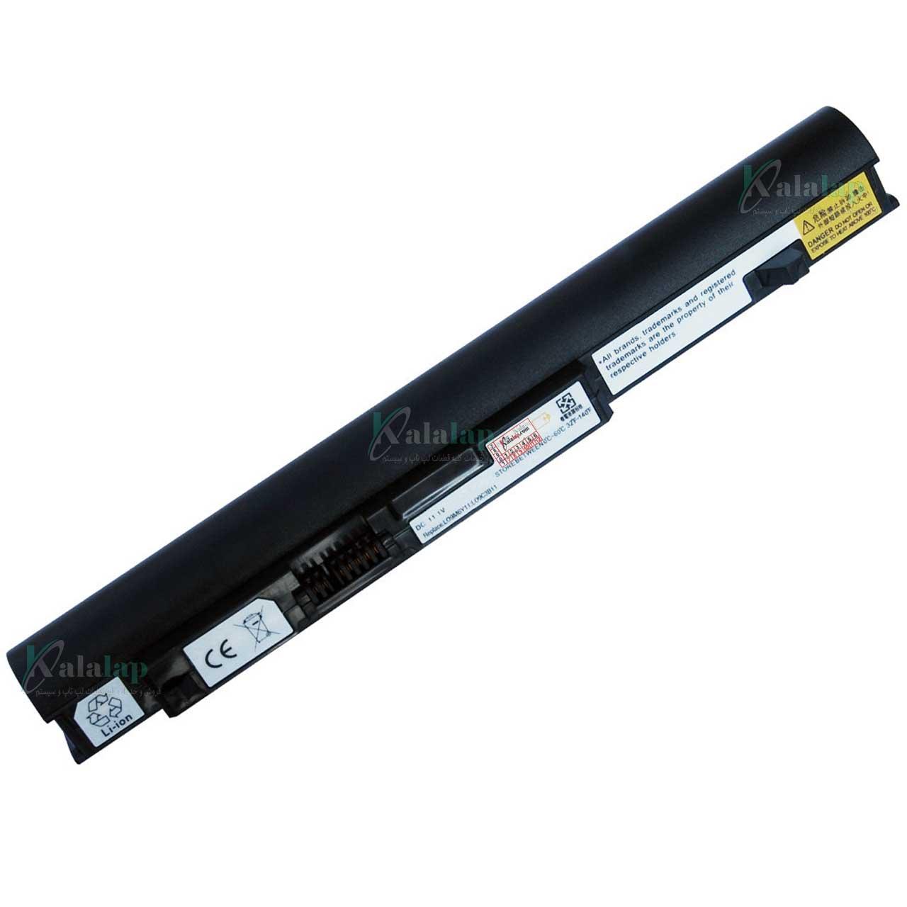 باتری لپ تاپ لنوو Battery Laptop Lenovo S10-2-6Cell