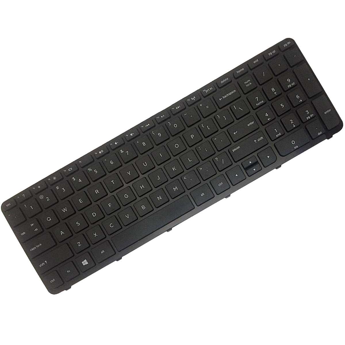کیبورد لپ تاپ اچ پی Keyboard Laptop Hp PAVILION 15e