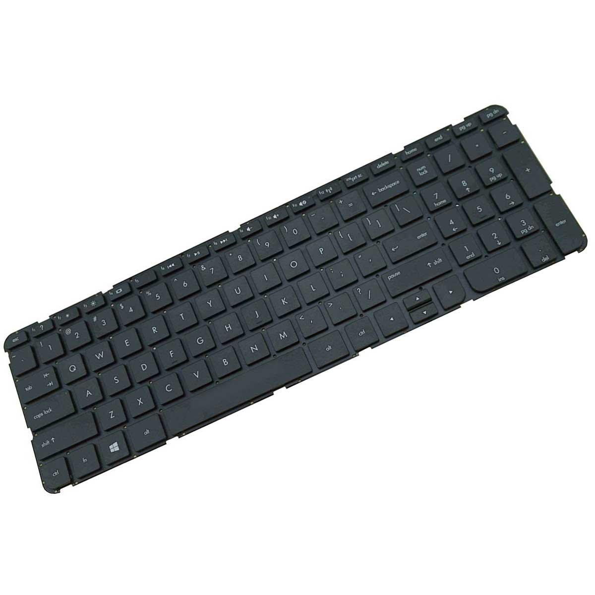 کیبورد لپ تاپ اچ پی Keyboard Laptop Hp pavilion 15-B
