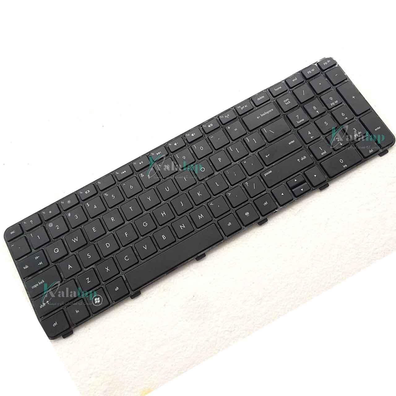 کیبورد لپ تاپ اچ پی Keyboard DV7-6000 DV7-6100