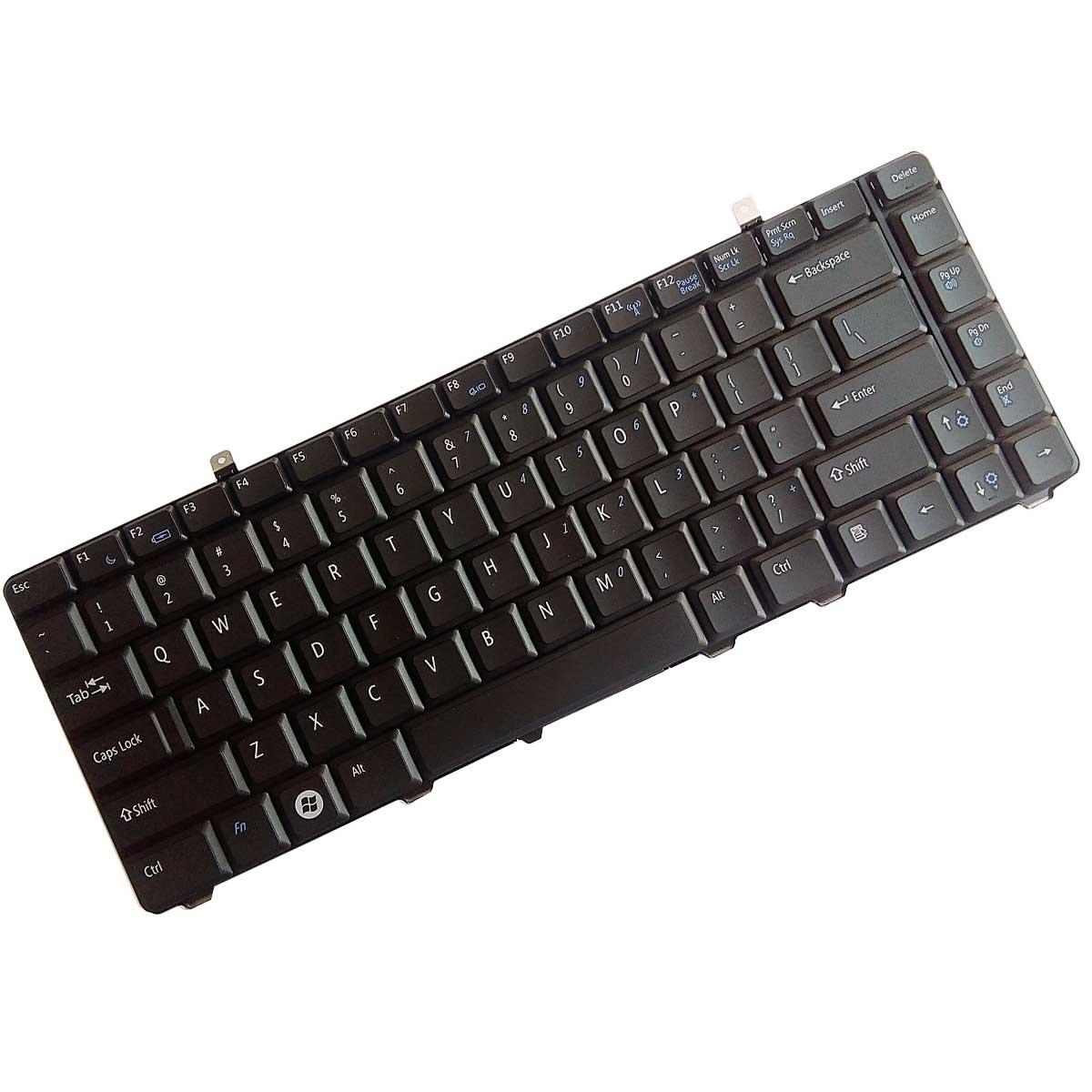 کیبورد لپ تاپ دل Keyboard Laptop DELL Vostro 1015
