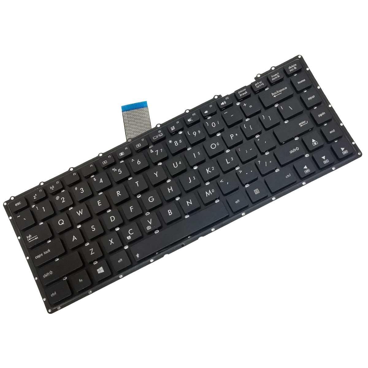کیبورد لپ تاپ ایسوس Keyboard Laptop ASUS X450