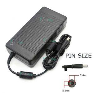 شارژر لپ تاپ اچ پی 19.5 ولت 11.8 آمپر