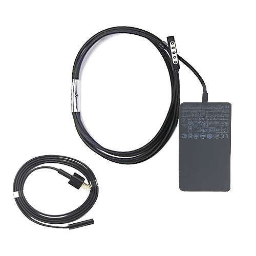 آدابتور تبلت Adapter Microsoft Surface 12V 3.6A , 5.2V 2A