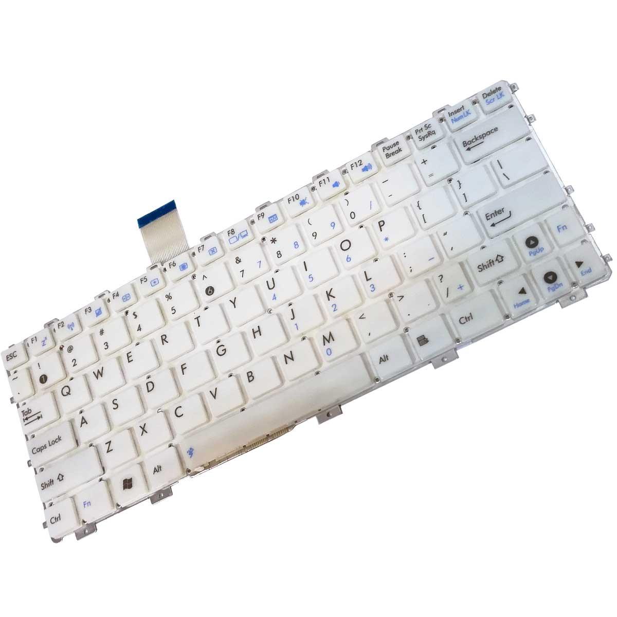 کیبورد لپ تاپ ایسوس Keyboard ASUS Eee PC 1015 white