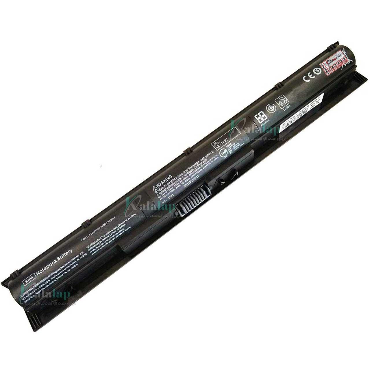 باتری لپ تاپ اچ پی Battery Laptop HP KI04