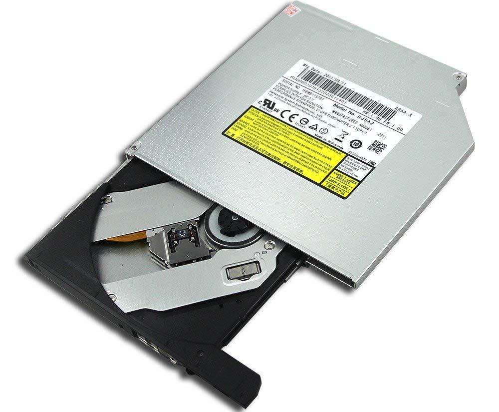 دی وی دی رایتر لپ تاپ DVD RW N SATA SLIM 9.5 USED