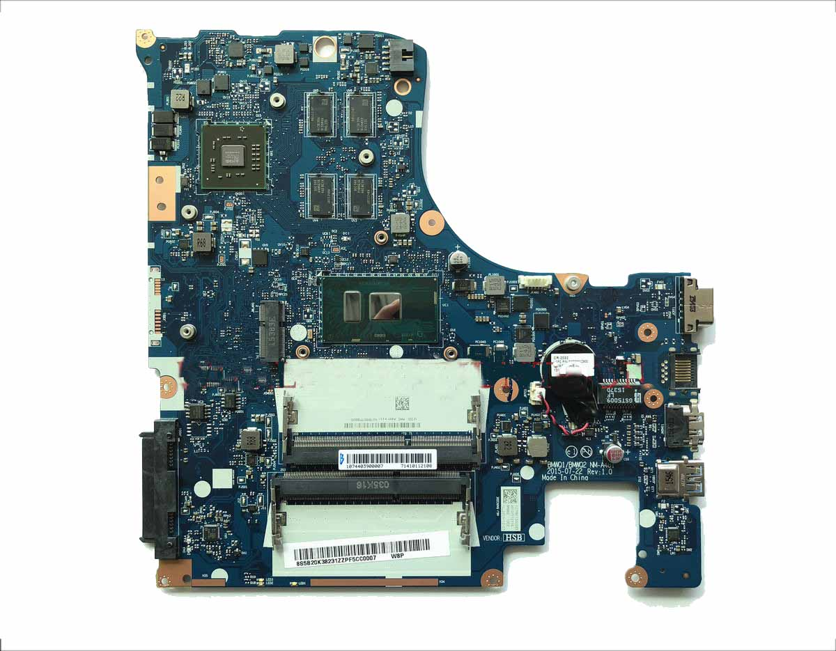 مادربرد لپ تاپ لنوو MainBoard LENOVO ideapad 300/i5/360