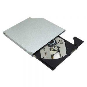 دی وی دی رایتر لپ تاپ DVD RW SATA SLIM 9mm USED