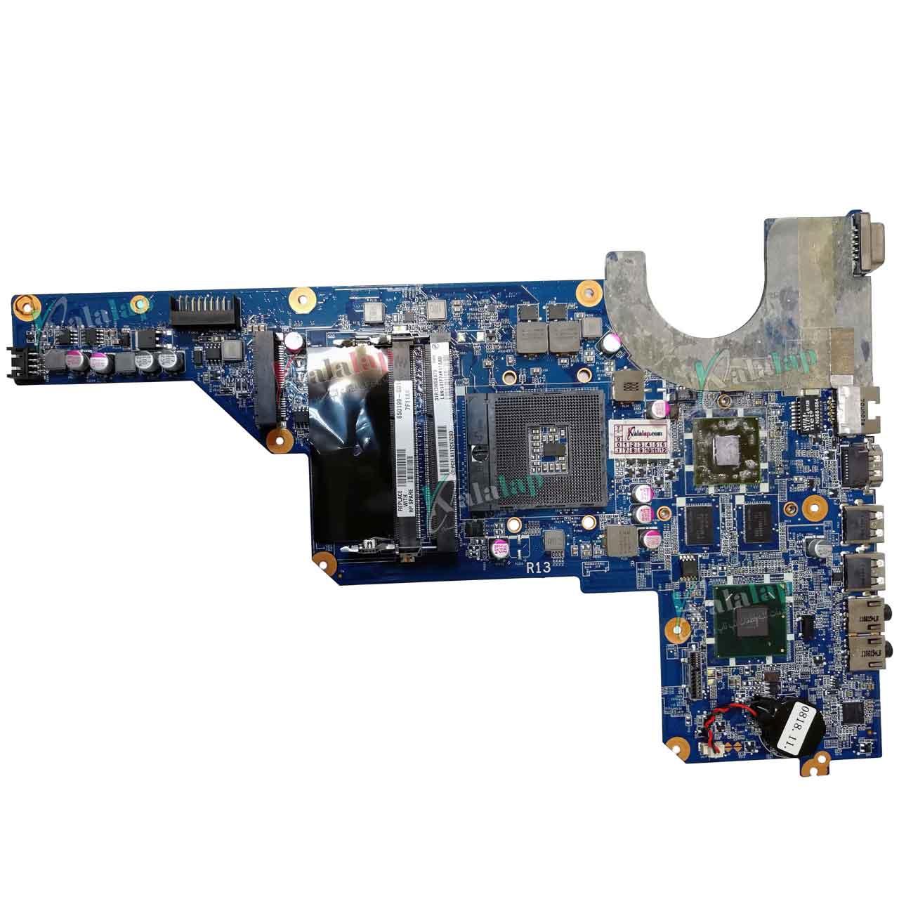 مادربرد لپ تاپ اچ پی MotherBoard HP G6-1000