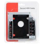 براکت هارد جای رایتر لپ تاپ HDD CADDY 9.5