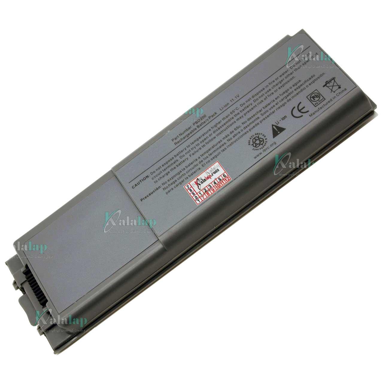 باتری لپ تاپ دل Latitude D800 D810 Precision M70