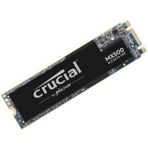 هارد اس اس دی 500 گیگابایت Crucial MX500