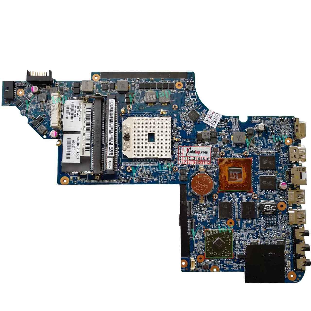 مادربرد لپ تاپ اچ پی MainBoard Laptop HP DV6-6000 AMD