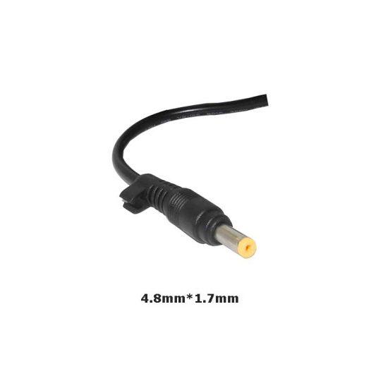 کابل شارژر اچ پی CABLE HP Yellow 4.8x1.7mm
