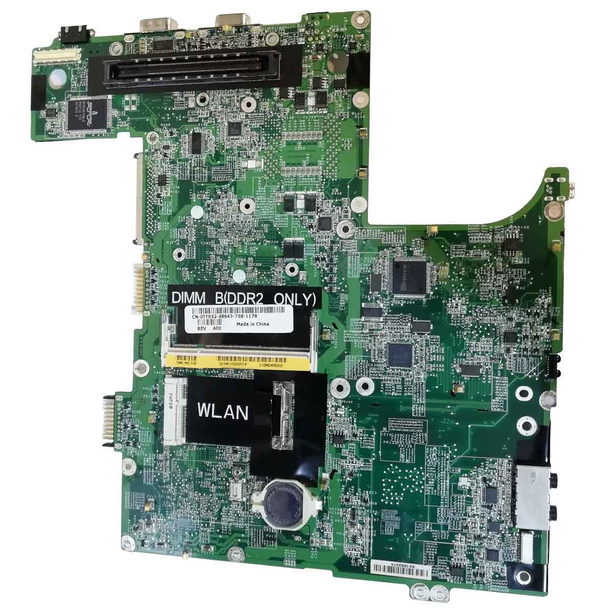 مادربرد لپ تاپ دل MainBoard Laptop DELL 530