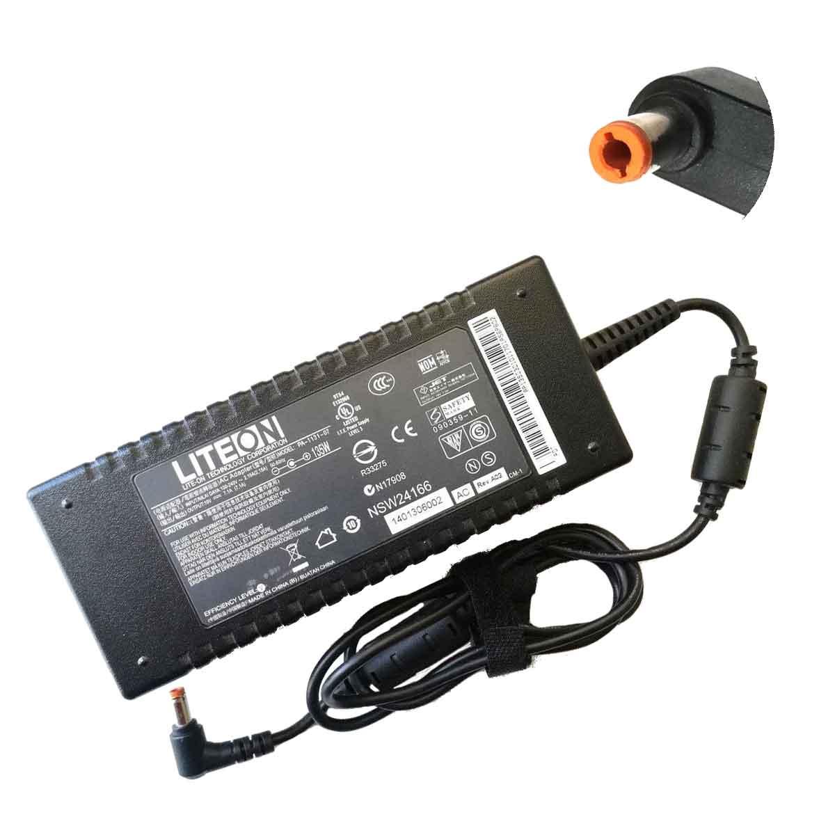 شارژر لپ تاپ لنوو 19 ولت 7.1 آمپر