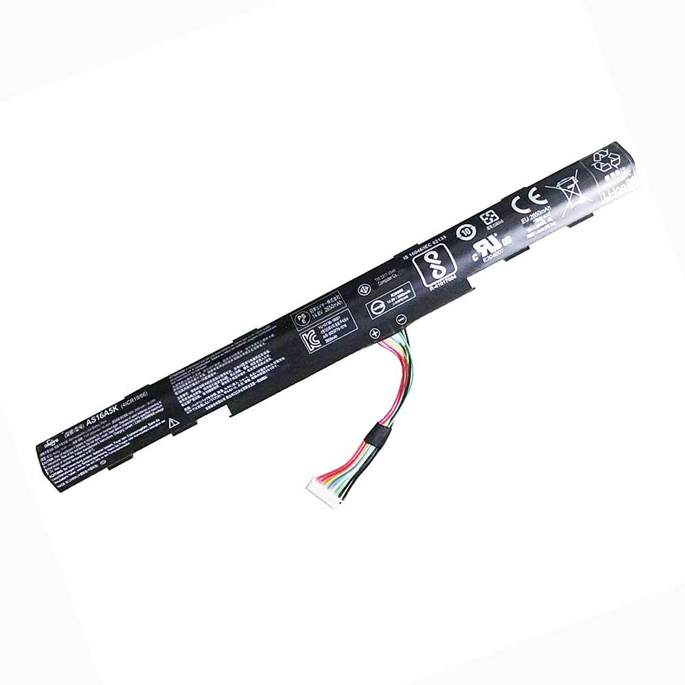 باتری لپ تاپ ایسر E5-523 E5-553 AS16A7K