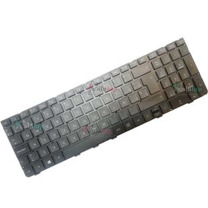 کیبورد لپ تاپ اچ پی ProBook 4530 4535s 4730s بدون فريم اينتر بزرگ